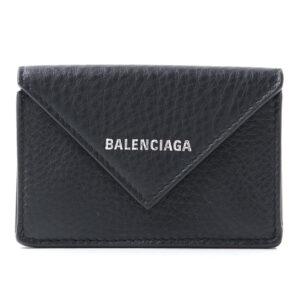 Balenciaga Papier Mini Wallet – Bla