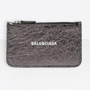 Balenciaga Cash Long Wallet – Black