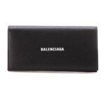 Balenciaga Cash Vert Long Wall – Black