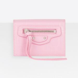 Balenciaga Neo Class.Mini Wal – Pink