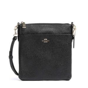 Coach Kitt Crossbody bag leather – Black