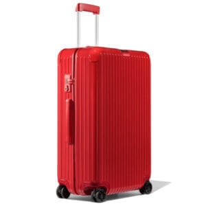 Essential Check-in L 30.5″ 87L Red Gloss