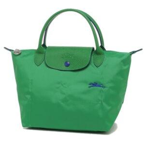 Longchamp Club 短柄 細手提袋 仙人掌 (P25)