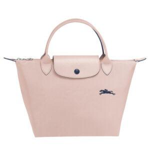 Longchamp Club 短柄 細手提袋 山楂白 (566)