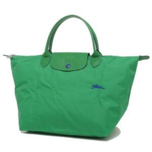 Longchamp Club 短柄 中手提袋  仙人掌 (P25)