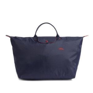 Longchamp Club 短柄 大旅行包 海軍藍 (556)