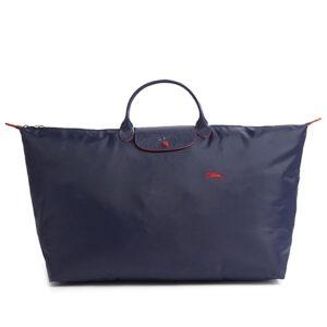 Longchamp Club 短柄 特大旅行包 海軍藍 (556)