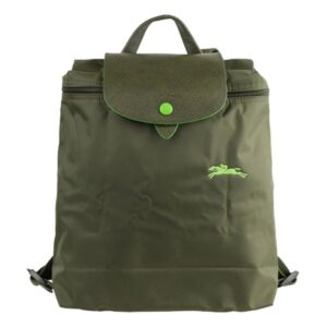 Longchamp Club 經典背包 綠色 (549)