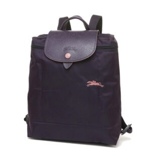 Longchamp Club 經典背包 紫色 (645)