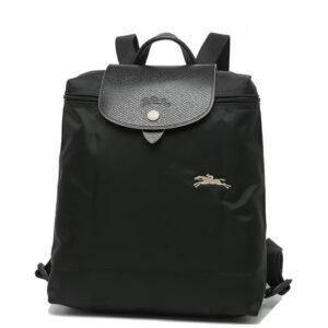 Longchamp Club 經典背包 黑色 (001)