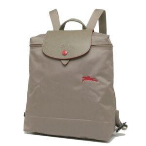 Longchamp Club 經典背包 棕色 (P18)