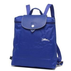 Longchamp Club 經典背包 鈷藍色 (P24)