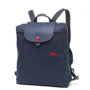 Longchamp Club 經典背包 海軍藍 (556)