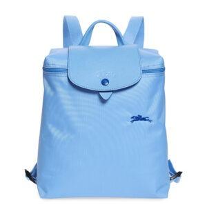 Longchamp Club 經典背包 藍色 (P38)