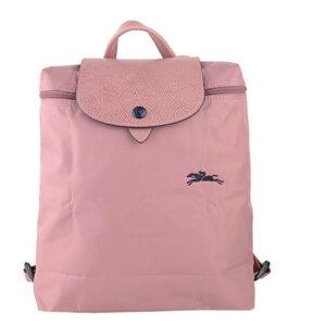 Longchamp Club 經典背包 藕粉色 (P44)