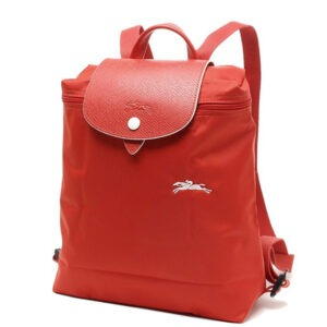 Longchamp Club 經典背包 朱紅色 (P20)