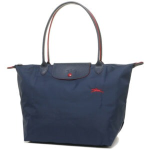 Longchamp Club 長柄 大購物包 海軍藍 (556)