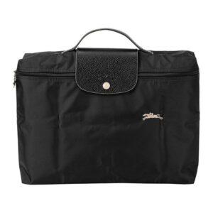 Longchamp Club 公事包 黑色 (001)