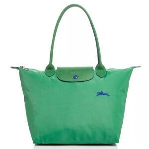 Longchamp Club 長柄 細購物包 仙人掌 (P25)