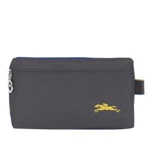 Longchamp Club 手拿包 鐵灰色 (300)