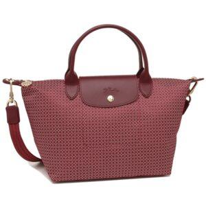 Longchamp NÉO 兩用系列 細手袋 無花果碎花 (882)