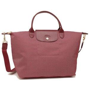 Longchamp NÉO 兩用系列 中手袋 無花果碎花 (882)