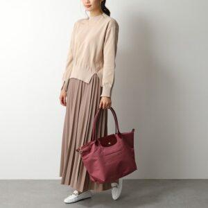 Longchamp NÉO 大購物包 無花果碎花 (882)