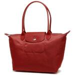 Longchamp NÉO 細購物包 紅色 (545)