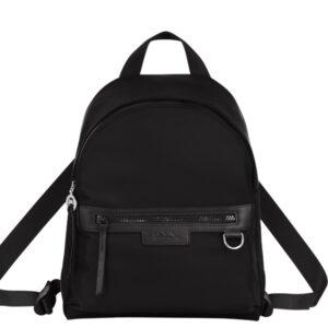 Longchamp NÉO (2020) 細背包 黑色 (001)