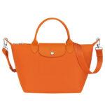 Longchamp NÉO (2020) 兩用系列 細手袋 橙色 (317)