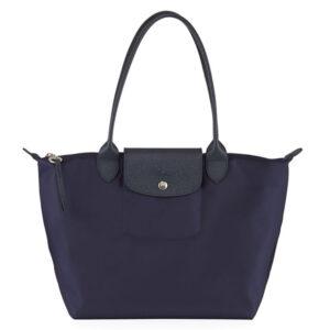 Longchamp NÉO (2020) 細購物包 海軍藍 (006)