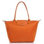Longchamp NÉO (2020) 細購物包 橙色 (317)