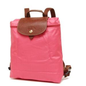 Longchamp 經典背包 粉紅 (B49)