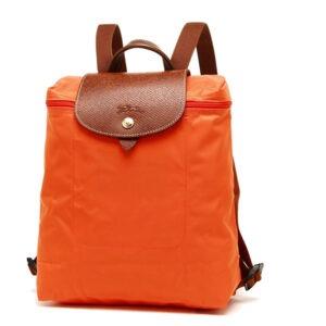 Longchamp 經典背包 橙色 (B44)