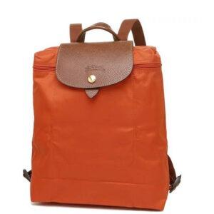 Longchamp 經典背包 番紅花 (D93)