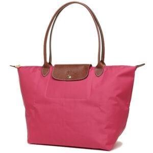 Longchamp 長柄 大購物包 粉紅 (C88)