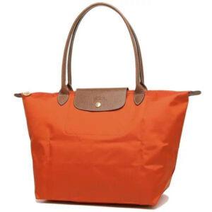 Longchamp 長柄 大購物包 番紅花 (D93)