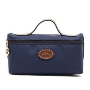 Longchamp Nylon 化妝包 海軍藍 (556)
