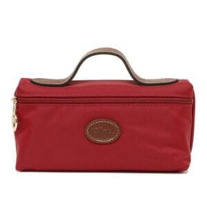 Longchamp Nylon 化妝包 胭脂紅 (545)